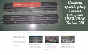 custom engine parts for your 1953 to 1966 Buick Nailhead V8