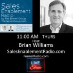Sales Enablement Radio from The Brevet Group