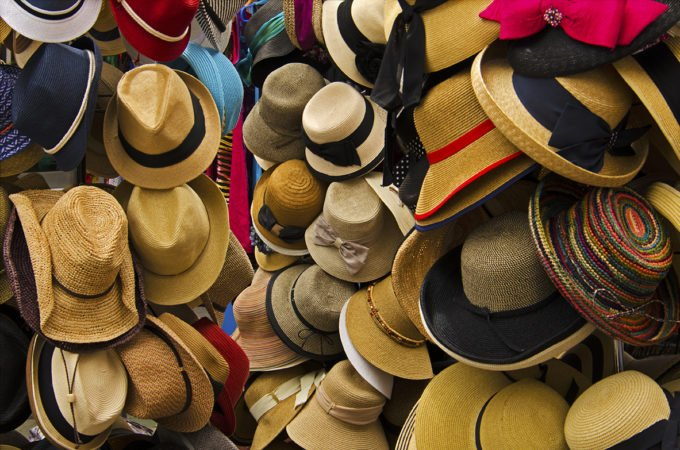 How many hats can you wear?