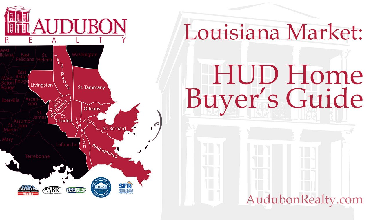 HUD for Louisiana