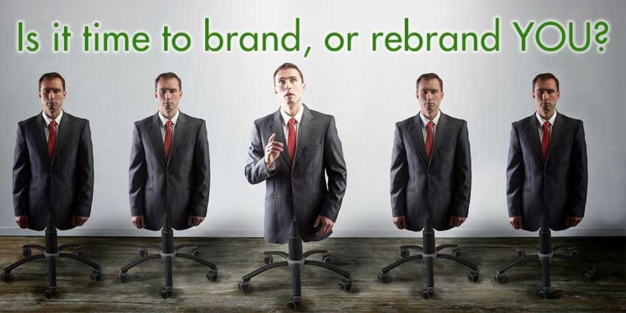 Is it time to build your own brand or rebrand what you do?