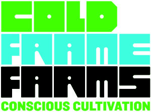 Cold Frame Farms old branding