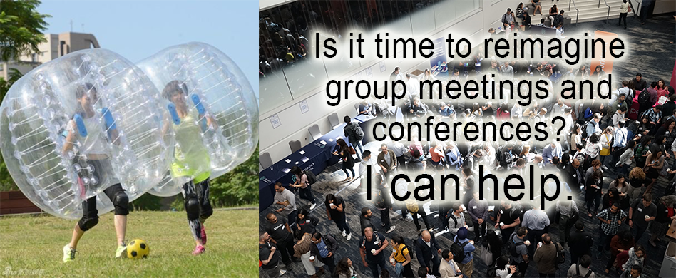 reimagine annual meetings and conferences